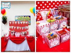 circus party     #birthday party #kids #circus