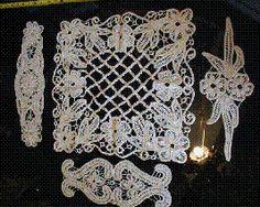 From the Digital Archive of Documents Related to Crochet at the University of Arizona:  Sorescu, Marina. Români Punct de Dantela (Romanian Point Lace), 13 pages: http://www.cs.arizona.edu/patterns/weaving/topic_crochet.html