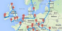 This Guy Planned The Best European Road Trip So You Don't Have To