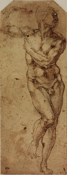 The Classical Pulse: Michelangelo: Figure Drawings, Part 2