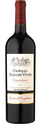Chateau Aigues Vives from Corbieres - or PHWOARbieres!