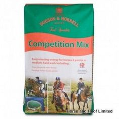 Dodson Horrell Competition Country Mix 20kg Dodson Horrell Competition Country Mix helps to improve your horse s digestibility and energy.