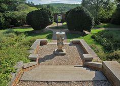 James Madison's Montpelier gardens