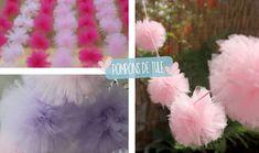 13 ideias para usar tule na decoração de festa infantil | Macetes de Mãe