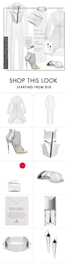 """Space Age."" by s-elle ❤ liked on Polyvore featuring Antonio Berardi, Emilia Wickstead, Jimmy Choo, Fleet Ilya, Marni, Dogeared, Christian Dior, Moxham, Alexis Bittar and DateNight"