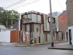 Corrugated House – Sydney / Design Blog / Peter Oliver Davies