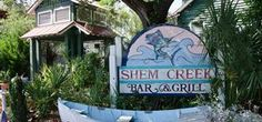Shem Creek Bar & Grill - Mobile Website