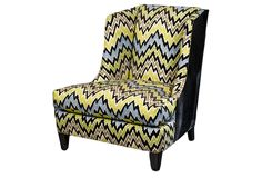 """Stark"" Simone chair from One King's Lane"