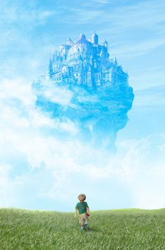 In The Sky, studio ghibli