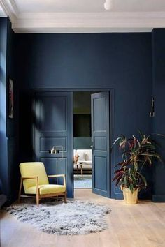 DOMINO:seven paint colors it's time to retire (and what to go for instead!) ~ETS #darkwalls