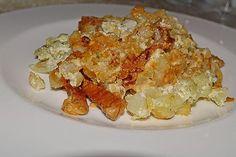Gyros - Rösti - Auflauf Snack Mix Recipes, Pasta Recipes, Cooking Recipes, Yummy Recipes, Big Mac, Main Meals, Bon Appetit, Macaroni And Cheese, Brunch