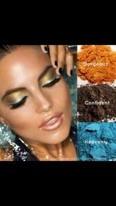 With Fall in the air here is a tip for me to share. Use your warm colors and add a touch of bright!! It makes your look pop and makes that beautiful look an even more exciting and stunning sight, add that with our natural base ingredients & our no hassle gaurantee,  how can these pigments be anything but just right!!!! Click on link to order. https://www.youniqueproducts.com/dianamacecsko