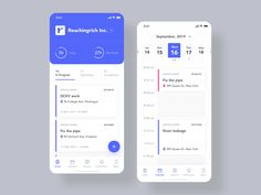 Field Operations App 🔧 by Dejan Prsic for Etheric on Dribbble,卡片 Web Design Mobile, Web Mobile, Mobile App Ui, App Ui Design, User Interface Design, Flat Design, Design Responsive, Responsive Web, Android App Design