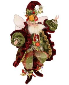 "Mark Roberts 12"" Hospitality Fairy Collectible, Small"