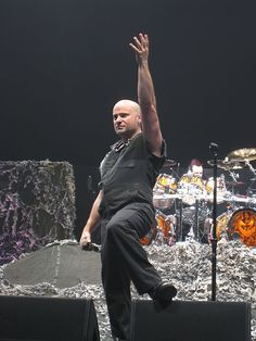 """Not only is David Draiman, lead singer for the band Disturbed, """"down with the sickness,"""" he's also down with the Torah. His parents are Israeli-American, he grew up in a fairly Orthodox household, and he attended multiple Jewish day schools."""