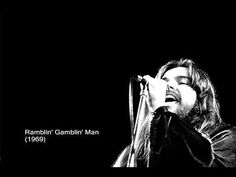 "Ramblin' Gamblin' Man is the debut album by American rock band The Bob Seger System, released in 1969 (see 1969 in music). The original title was ""Tales of L. Rock Songs, All Songs, I Love Him, My Love, Glenn Frey, The Last Song, Debut Album, My Favorite Music, Classic Rock"