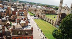 PACOTE Curso de Inglês - Escola EF - Cambridge - Com Aereo - 4 semanas s2