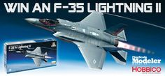 F-35 A Lightning II Sweepstakes