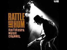 U2   Rattle And Hum Album