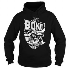 Cool BONDI Thing You Wouldnt Understand T-Shirts