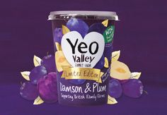 Yeo Valley by Perry Haydn Taylor, via Behance