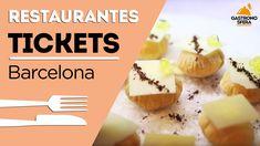 Tickets (Barcelona) - YouTube Tickets Barcelona, Tapas, Cantaloupe, Pineapple, Fruit, Youtube, Food, Restaurants, Pine Apple