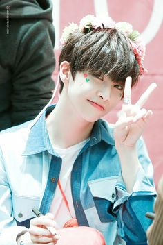 XIAO THE CUTIE🌼🌼 (2/2 of my UP10TION biases) #xiao #UP10TION #leedongyeol #샤오 #이동열 #Maknae #topmedia