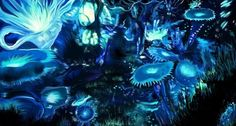 Avatar fan film forest tree of souls test1 by massi san for Innendekoration flims