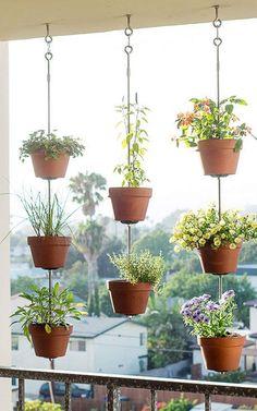 hanging planters #1