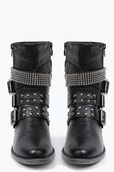 Harper Short Boots
