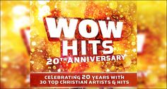 Capitol, Provident and Word Announce WOW Hits 20th Anniversary - See more @ http://www.dblissmedia.com/2016/01/capitol-provident-and-word-announce-wow.html