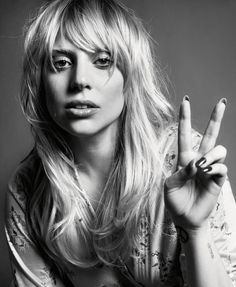 Lady Gaga (born March 28, 1986) is an American singer, songwriter, and actress.