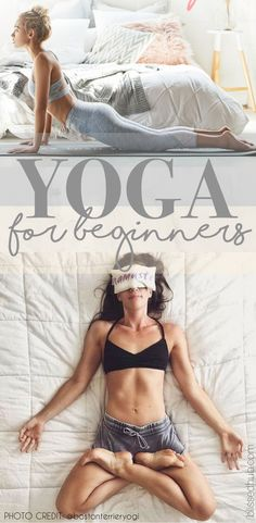 Yoga for Complete Beginners.