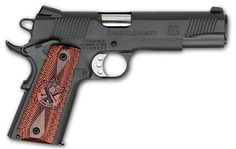 Springfield 1911 Loaded Parkerized. Yes, I would like one!