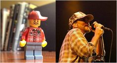90's #Lego Version of Eddie Vedder? #PearlJam