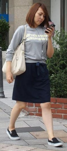 vans ! japanese women's clothing and casual fashion - fashion in japan