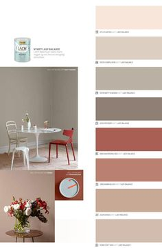 Paletes casual outfits for guys - Casual Outfit Room Color Schemes, Room Colors, Wall Colors, House Colors, Paint Colors, Colours, Jotun Paint, Jotun Lady, Interior Paint