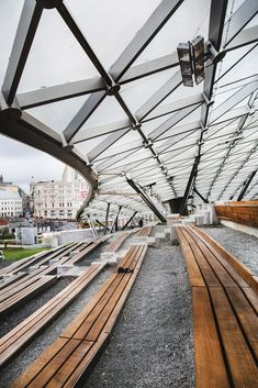 Gallery of Moscow's Zaryadye Park Sees More Than One Million Visitors in Less Than A Month - 11