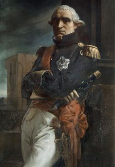 Il maresciallo Serurier.  Uno dei migliori militari della Francia Napoleonica.