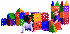 Careplay 48 piece Grid Blocks * You can find out more details at the link of the image.
