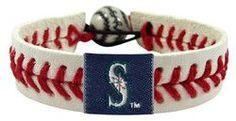 Seattle Mariners Classic Baseball Bracelet