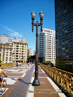 Viaduto do Santa Efigênia/São Paulo