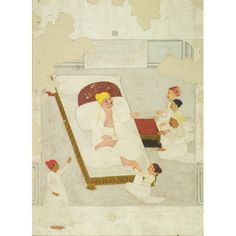 Maharaja Madho Singh of Jaipur playing chess, Rajasthan, Jaipur, circa 1760 | lot | Sotheby's