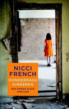 Gewoon een heerlijk spannend boek uit de serie over Frida Klein