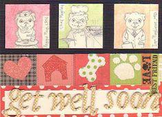 Pug-friendly get well card