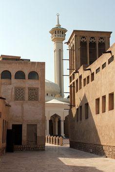 Al Fahidi Historic District, visit with SMCCU cultural tours www.cultures.ae