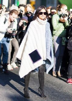 Get Inspired by These 20 Transitional Fall Outfits via @WhoWhatWear