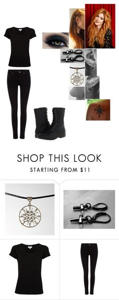 """Teen Wolf 1x11 #2"" by novawolf ❤ liked on Polyvore featuring Too Faced Cosmetics, Witchery, Maison Scotch and Madden Girl"