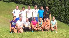 La squadra provinciale di Udine di sci alpino