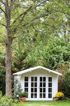 Garden Shed   exterior   outdoor living